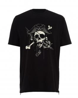 Tričko Pirate skull KR